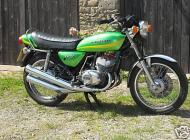 1978 Kawasaki KH250