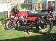 1981 Moto Guzzi Le Mans Mk2