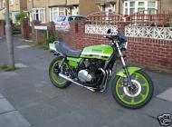 1983 Kawasaki Z1000