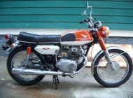 1969 Honda CB175