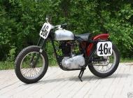 Vintage BSA Flat Track Racer