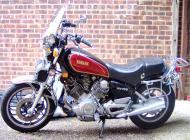 1981 Yamaha XV750
