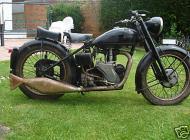 1937 Velocette MAC