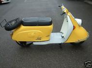 1960 Heinkel Scooter 103