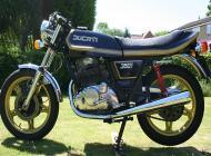 Ducati GTV350