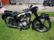 1952 BSA C10