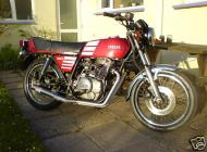 1977 Yamaha XS250