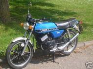 1979 Yamaha RD200