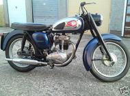 1962 BSA 250 C15