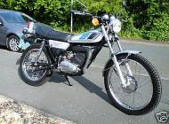 1978 Yamaha DT175C