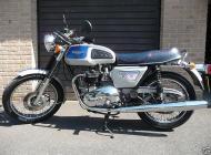 1977 Triumph Bonneville Silver Jubilee