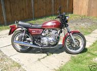 1981 Benelli 654