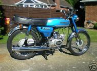 1979 Suzuki A100N