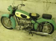 1953 Zundapp KS-601