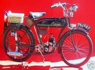 1920 Ravat Motocyclette