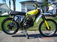 1974 Suzuki TM100