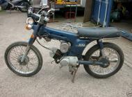 1975 Yamaha YB100
