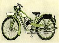 Brennabor No.715 woman's touring autocycle