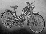 1959 Geier Safari Sachs 50 moped