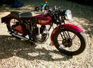 1937 Rudge Rapid