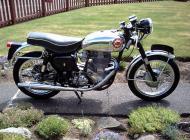 1958 BSA Gold Star DBD34