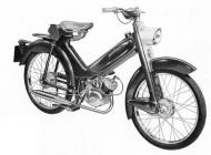 Norman Nippy MkIII moped