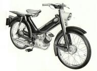 Norman Nippy MkIV moped