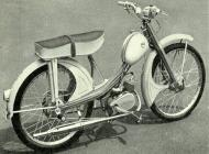 1961 NSU Quickly S/2 moped