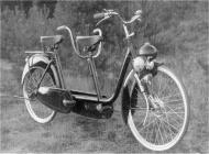 Renata Model A tandem with Berini engine