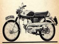1969 Suzuki AS50