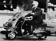 1965 Triumph T10 scooter