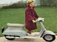 1962 Triumph Tina scooter