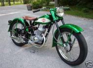1959 Harley Davidson 165cc Tele Glide