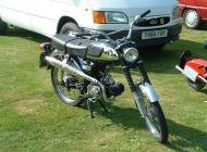 1970 Honda SS50