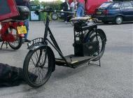 1920 Grigg scooter