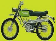 Moto Guzzi Dingo Cross