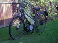 1940 Raynal-Auto autocycle