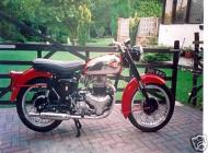 1959 BSA Super Rocket