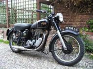 1952 AJS 350 16MS