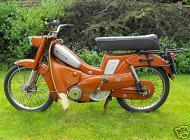 1980 Motobecane AV89