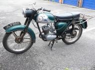 1966 BSA Bantam D10