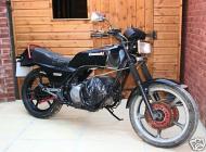 1985 Kawasaki ZR-400B1
