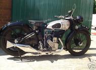 1934 Norton 16 H