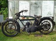 1924 BSA Model L 350cc Flat Tanker