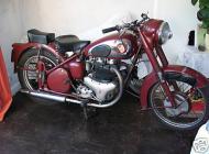 1953 BSA A7 Plunger