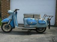 Puch Alpine Scooter SRA 150