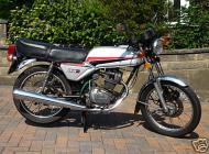 1979 Honda CB100N