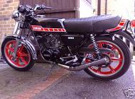 1979 Yamaha RD250 E