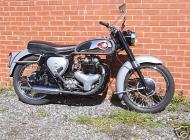 1958 BSA A7