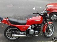 1984 Kawasaki ZR400-B1